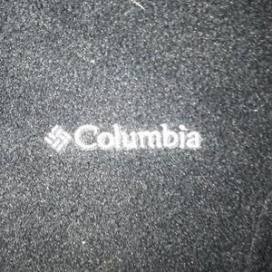Columbia Jackets & Coats - ❤️ Columbia Dark Grey & Pink Fleece Vest ❤️